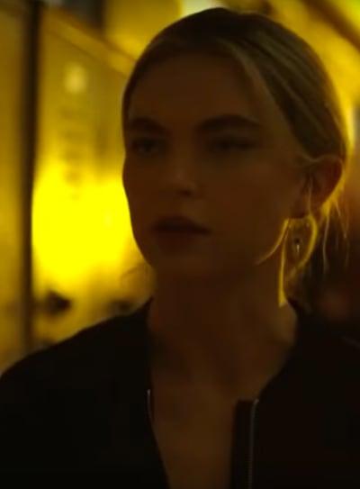 Lizzie at Mystic Falls High - Legacies Season 3 Episode 10