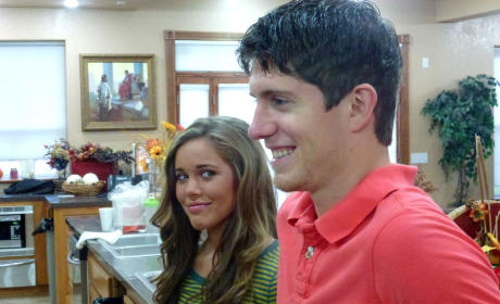 Jessa and Ben on 19 Kids and Counting
