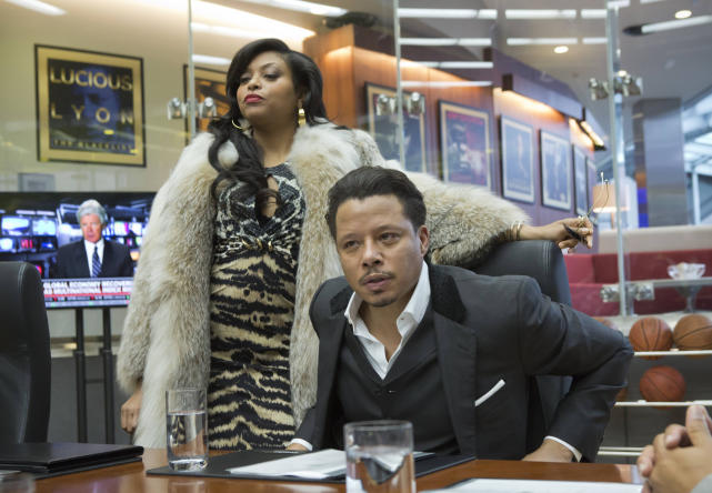 Cookie and Lucious - Empire
