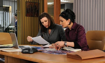 The Good Wife Review: When One Storm is Over
