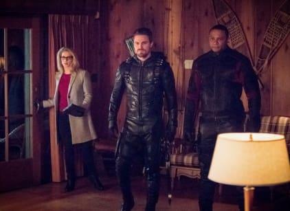 Watch Arrow Season 6 Episode 14 Online