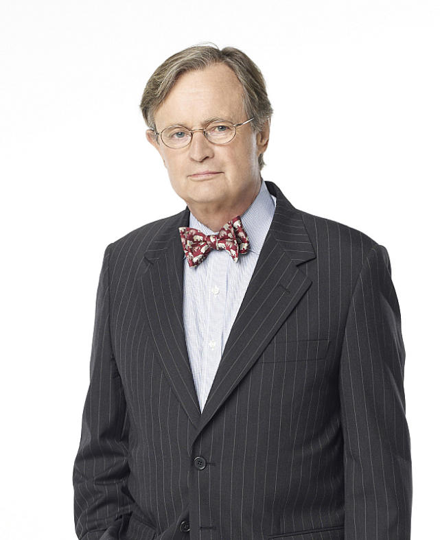 "David McCallum (Dr. Donald ""Ducky"" Mallard) - NCIS"