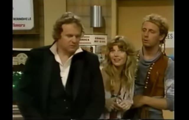 Open All Night - 1981