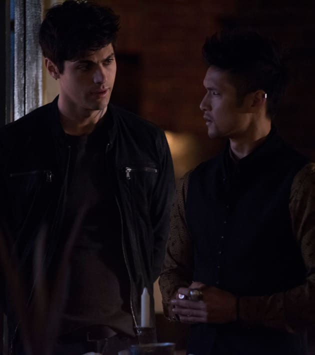 Shared Loss - Shadowhunters Season 3 Episode 11