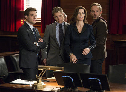 Watch The Good Wife Season 5 Episode 2 Online