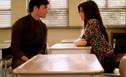 Pretty Little Liars Spoilers: Aria and Ezra Will ...