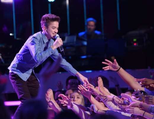 Daniel Seavey on Idol - American Idol