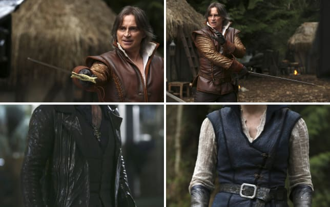 Villains become heroes once upon a time s4e22