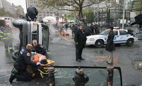 A Prison Van Crash - Blue Bloods Season 7 Episode 10