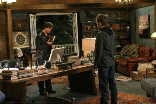 Damon and Stefan Talk