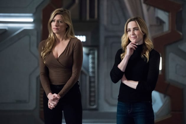 A Bold Plan - DC's Legends of Tomorrow