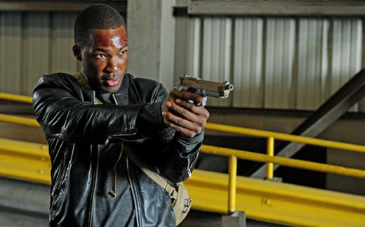 Corey Hawkins on 24: Legacy