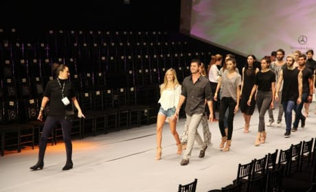 The Runway - The Bachelor