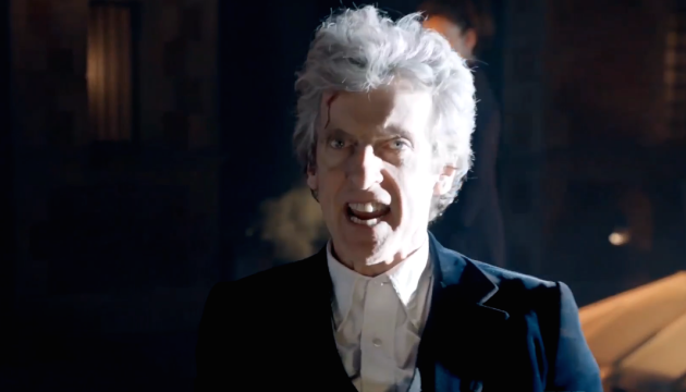 His Last Stand - Doctor Who