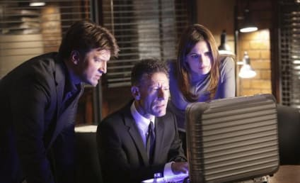"Castle Review: ""Close Encounters of the Murderous Kind"""
