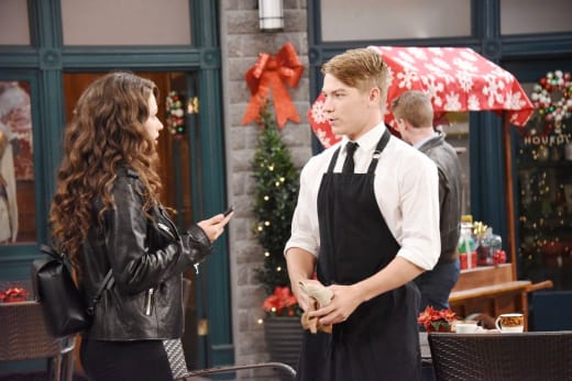 Ciara and Tripp - Days of Our Lives