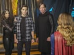 Meeting the Parents? - Supergirl Season 2 Episode 16