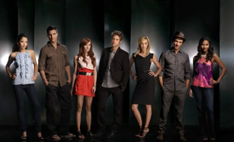 Melrose Place Cast Pic
