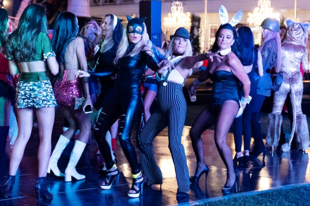 A Halloween Inspired Bash - The Real Housewives of Beverly Hills