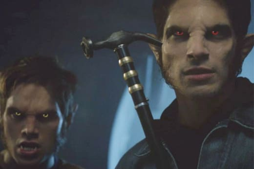 scary teen wolf
