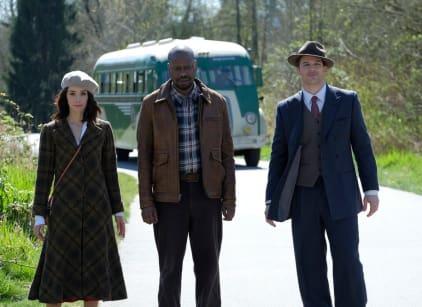 Watch Timeless Season 1 Episode 1 Online