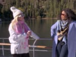 Chatting On the Lake - The Real Housewives of Beverly Hills