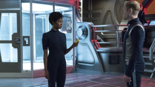 Scientists at Odds - Star Trek: Discovery Season 1 Episode 3