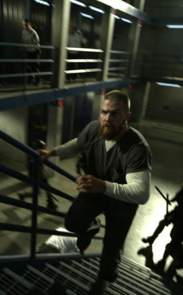 The Ultimate Stair Climb  - Arrow Season 7 Episode 7