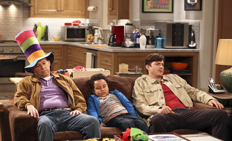 Complications - Two and a Half Men