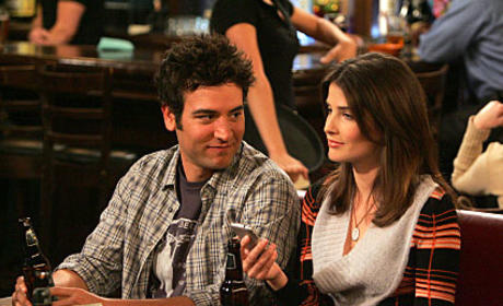 Ted and Robin
