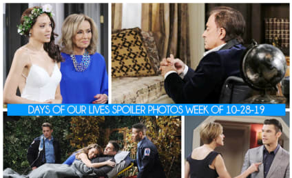 Days of Our Lives Spoilers Week of 10-28-19: Ramping Up the Revenge