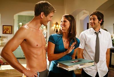 Chuck, Ellie and Devon