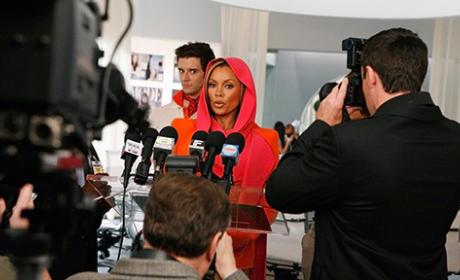 Wilhelmina Gives a Speech