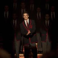 Sebastian on Stage