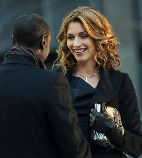 Dawn Olivieri on House of Lies