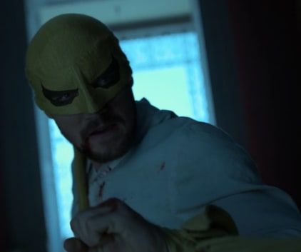 The Iron Fist - Iron Fist Season 2 Episode 2