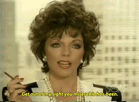 Alexis Carrington - Dynasty