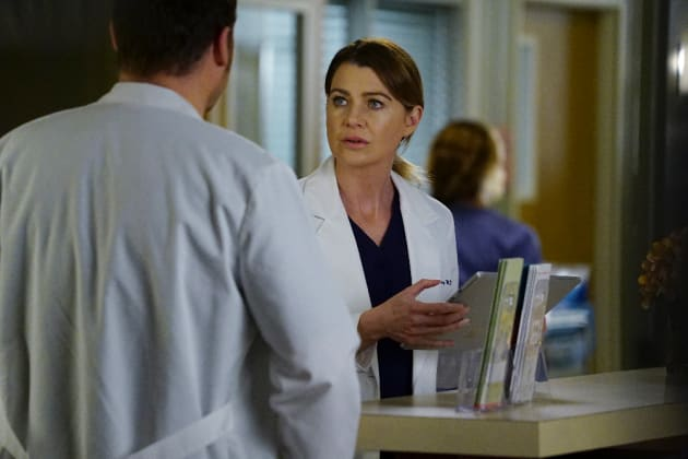 Conflicting Opinions - Grey's Anatomy Season 13 Episode 15