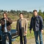 Hands up! - Supernatural Season 12 Episode 8