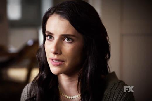 Brooke in 2019 - American Horror Story Season 9 Episode 9