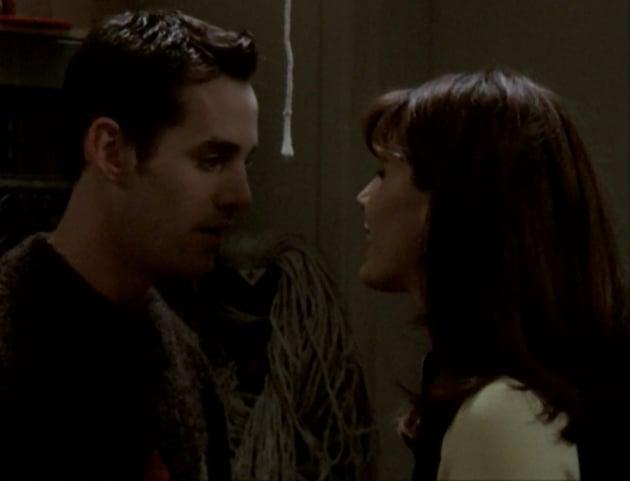 Closet Kisses - Buffy the Vampire Slayer Season 2 Episode 12