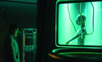 Project Blue Book Trailer: Aidan Gillen Investigates UFOs!