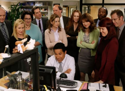 Watch The Office Season 9 Episode 18 Online