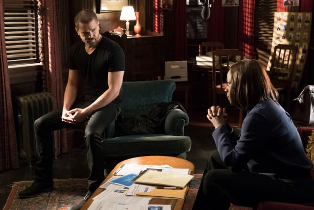 A Past Murder - How to Get Away with Murder Season 4 Episode 10