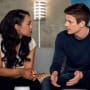 Iris and Barry Discuss - The Flash Season 5 Episode 5