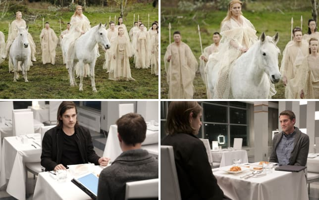 The fairies arrive the magicians s2e13