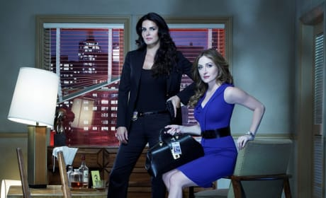 Chasing Ghosts - Rizzoli & Isles