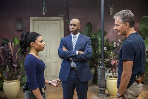 FBI Director Isler - NCIS: New Orleans