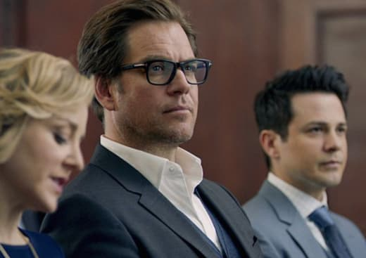 Michael Weatherly on Bull