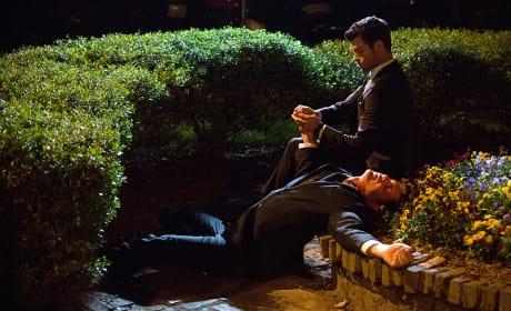 Elijah on Season 2 - The Originals